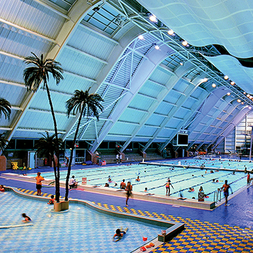 Manchester Aquatic Centre - Display Energy Certificate - ESG Pool Ventilation & Heat Pump Specialist