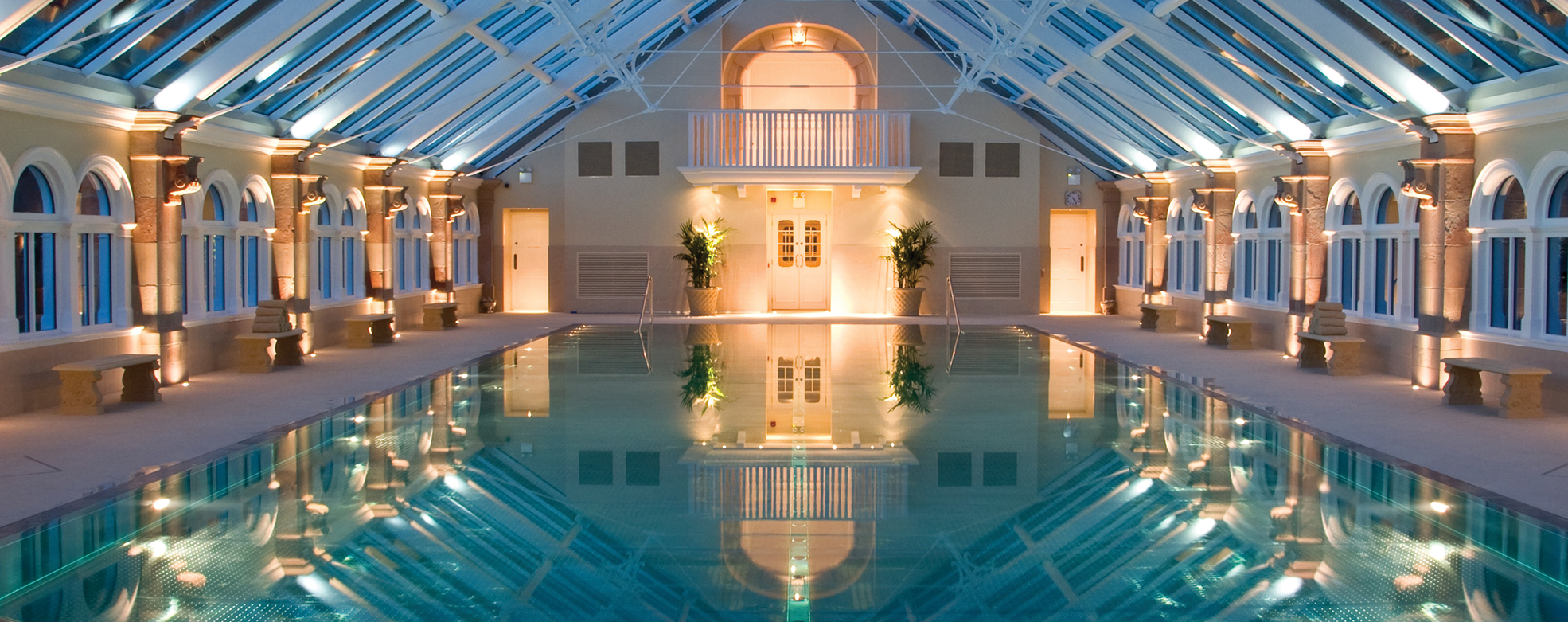 Skibo Castle - Display Energy Certificate - ESG Pool Ventilation & Heat Pump Specialist