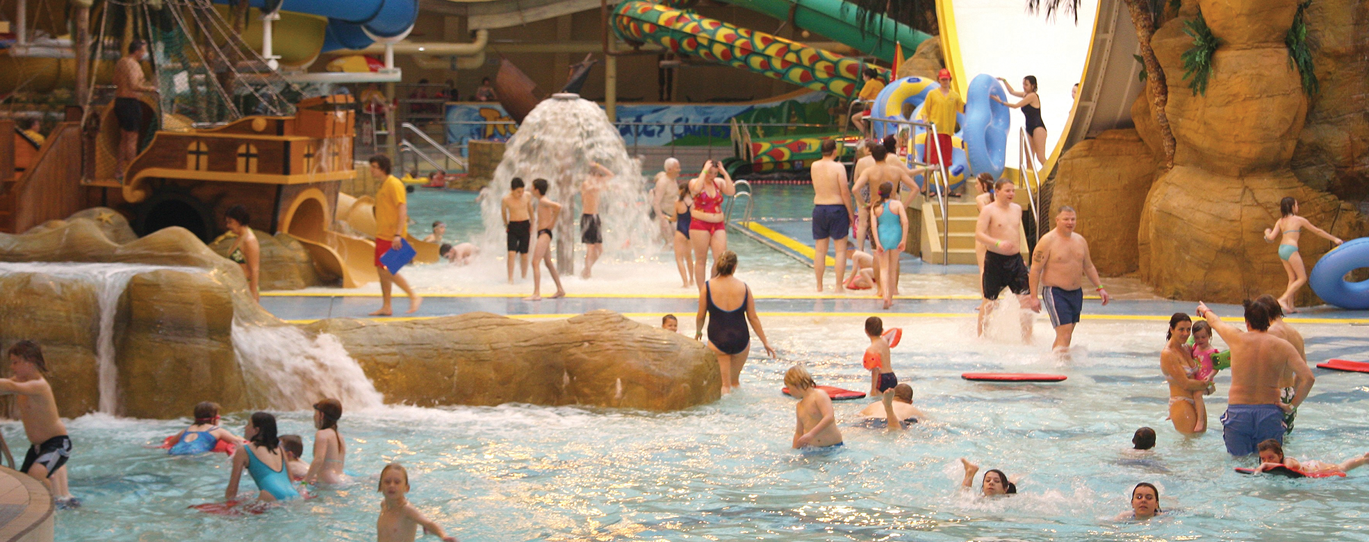 Sandcastle Waterpark - Display Energy Certificate - ESG Pool Ventilation & Heat Pump Specialist